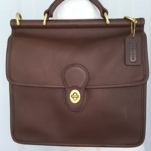 Coach Willis bag. NWT. All leather.